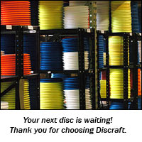 Your next disc is waiting...