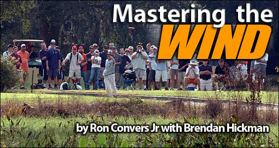 Mastering the Wind, by Ron Convers Jr. with Brendan Hickman