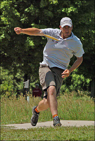 Mike Randolph / Team Discraft