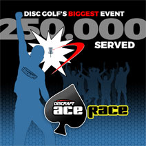 2017 Discraft Ace Race