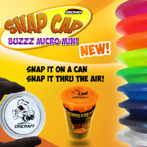 Snap Cap Buzzz Micro Mini